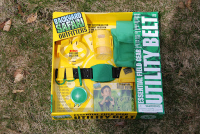 Backyard Safari Outfitters Giveaway | BenSpark Family ...