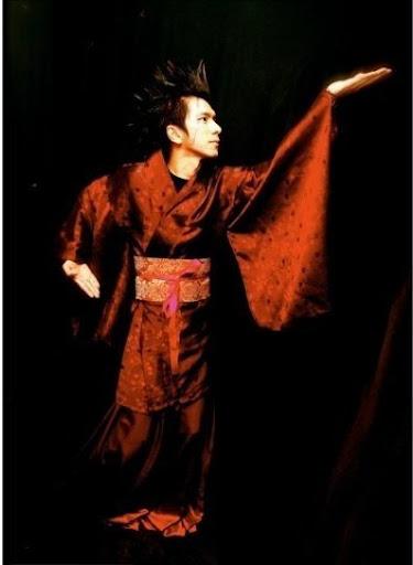 sony in kimono