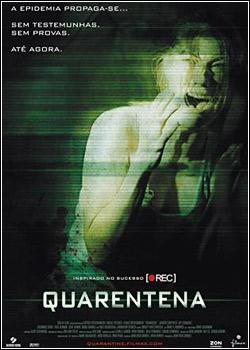 Baixar Filme Quarentena  DVDRip AVi Dual Áudio + RMVB Dublado