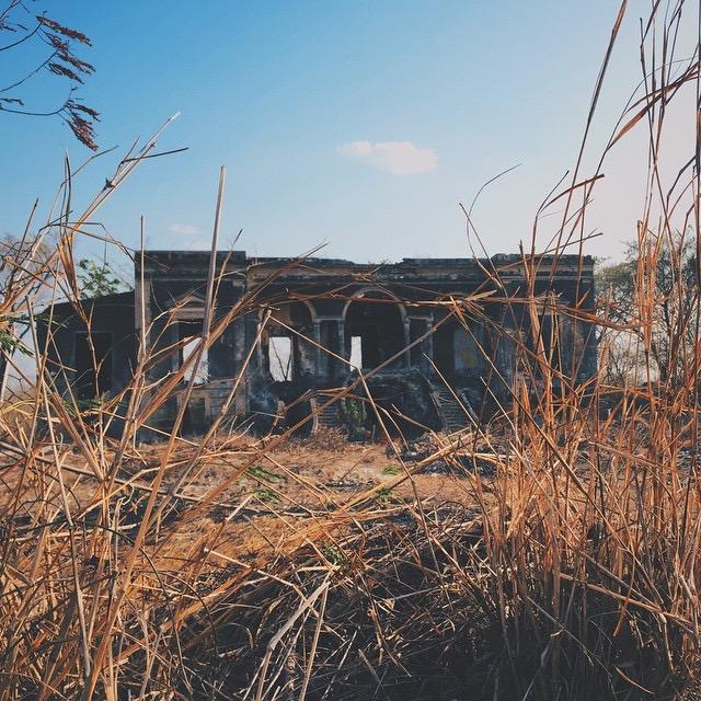 Hacienda de Cholul