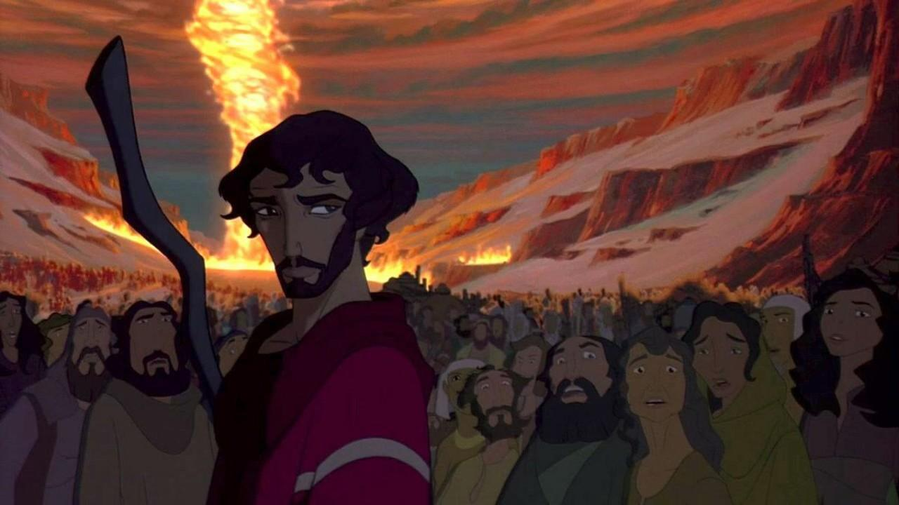 Moses – The Prince of Egypt
