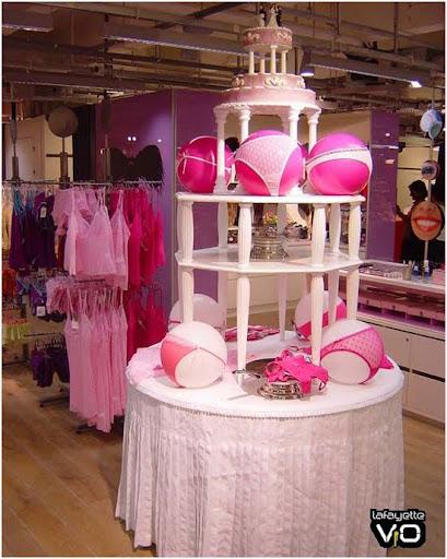 idea para decorar una tienda de lencer a