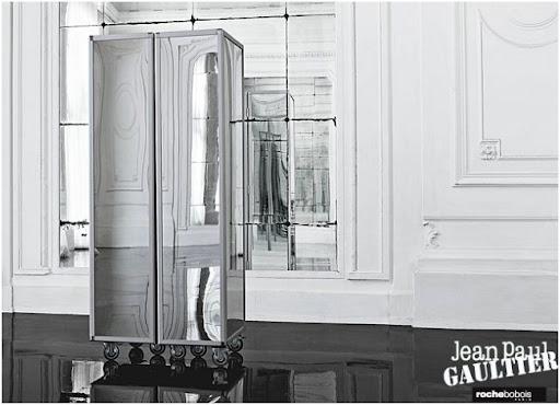 Armario con Espejos de Diseño
