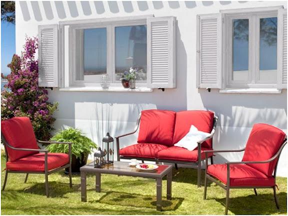 Noticias 24h decoracion arte bricolaje 03 28 11 for Muebles de terraza carrefour