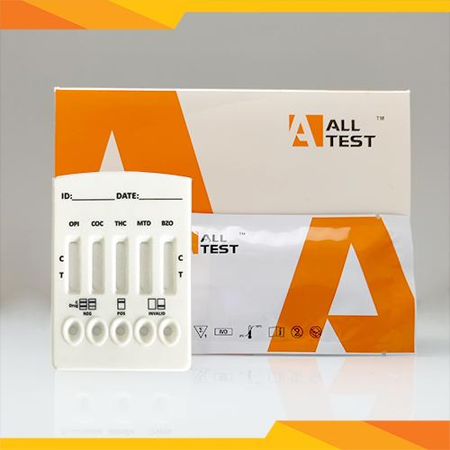 Alltest Biotech Multi-Drug Rapid Test Cassette