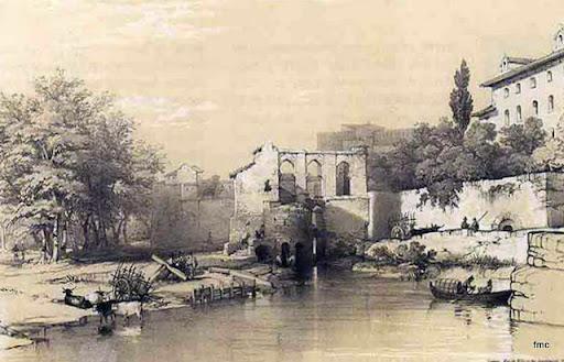 Resultado de imagen de Albolafia siglo XIX. George Vivian, 1838