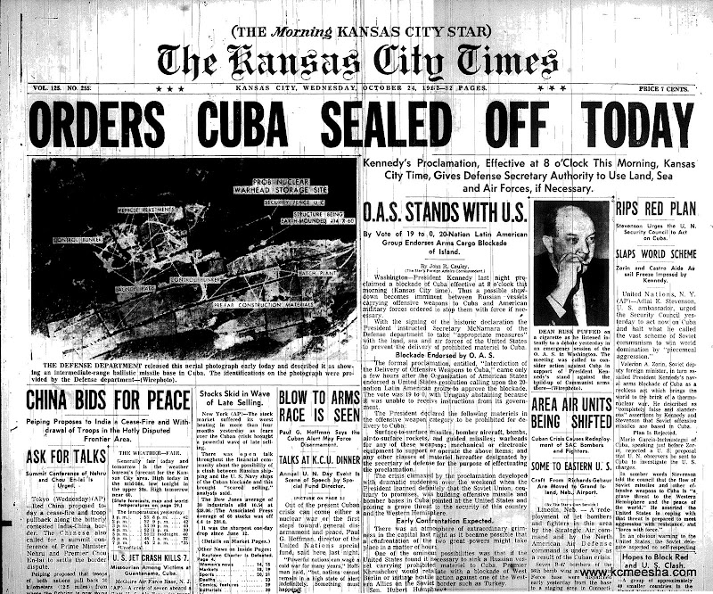 cuban missile crisis research paper thesis