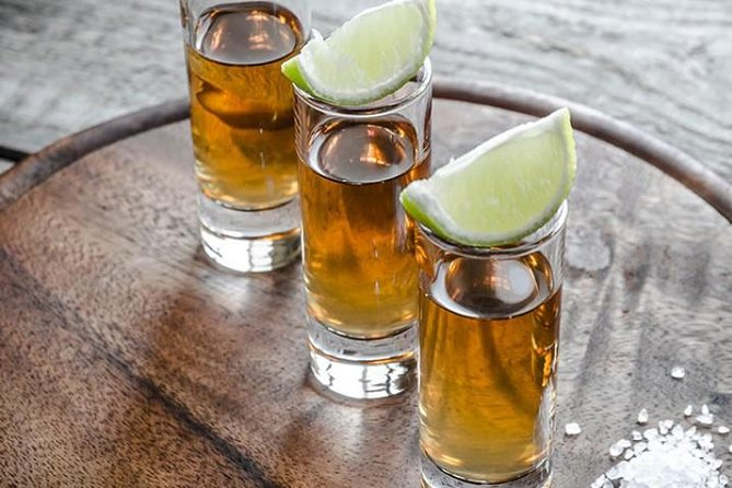 See the transformation of tequila, from the beginning to the end result!