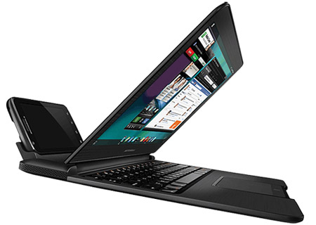 Walmart Wireless offers Motorola Atrix 4G Bundled with Laptop Dock