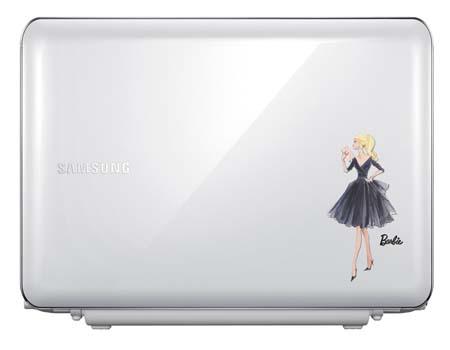 Samsung X180 , A Barbie Notebook for Girls