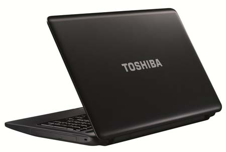Toshiba Satellite C670, A New Toshiba with Core i3