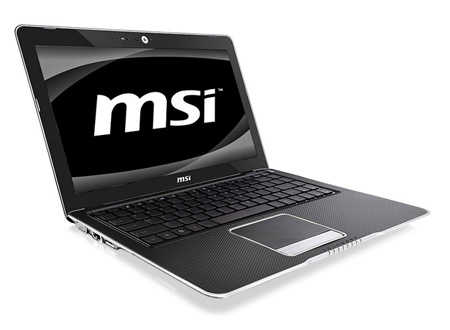 MSI X370 Thin and Light Laptop Review