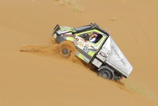 Vito gagne le rallye des gazelles ERI_27032011_Leg4_040148