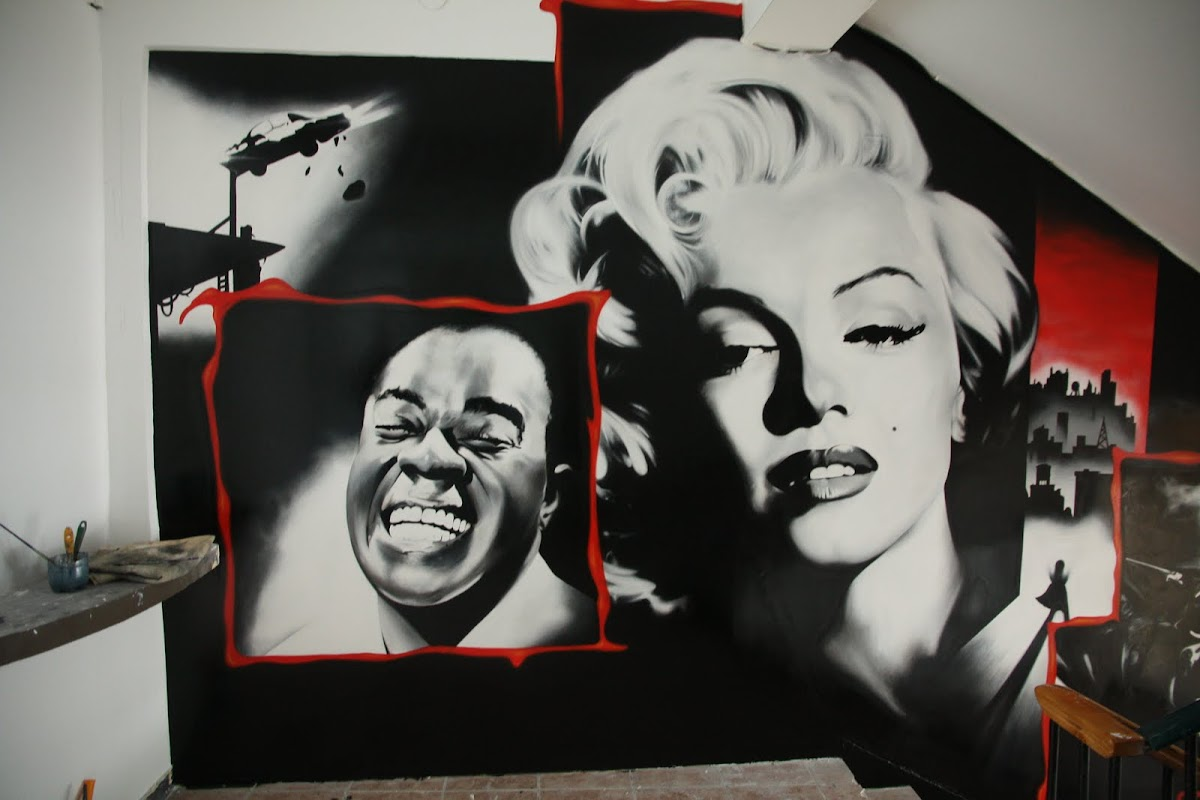 Pictura Marlyn Monroe