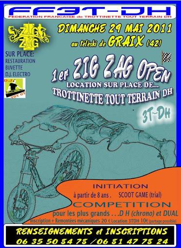 29/05 - 1er ZIG ZAG Open 1970