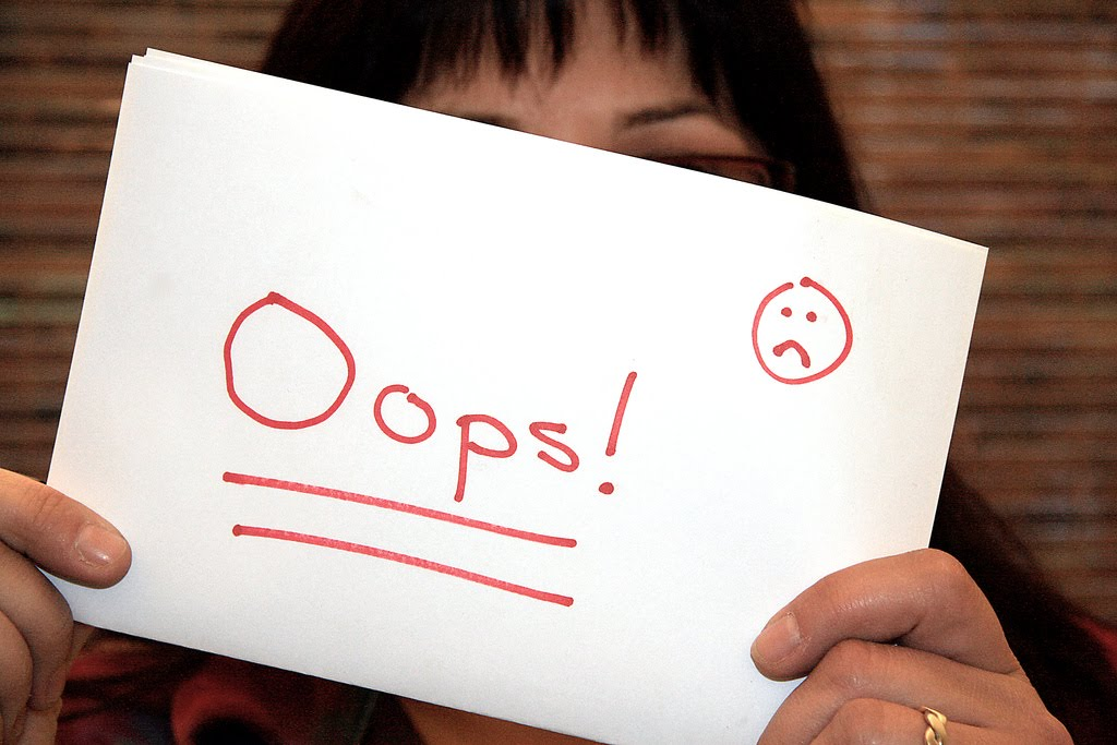 "5 Ways to Avoid an ""Uh Oh"" Moment"