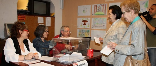 La Garrotxa Decideix: Iniciativa ciutadana que promou consultes  populars sobre la independència a la Garrotxa.