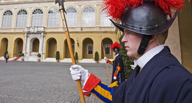 Guardia Suiza, la guardia suiza, ejército del papa, swiss guards, papal swiss guards, papal, vatican, vaticano, policía del vaticano