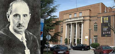Rocasolano y el Edificio del CSIC que lleva su nombre