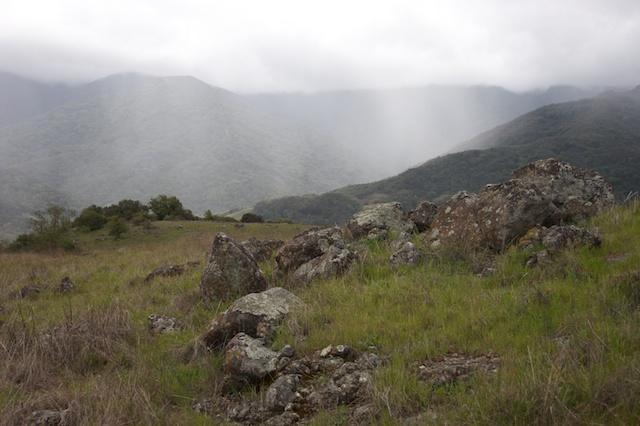 Sierra Azul Rain