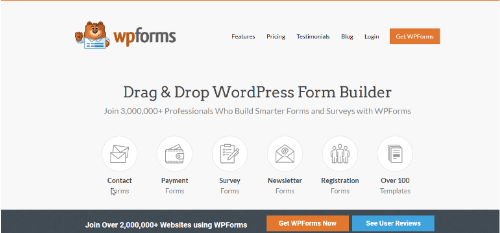 best free online form builders for weMail