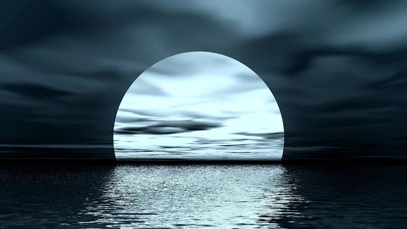 """Moonlit Nights"" Wallpaper Collection For Your Desktop"