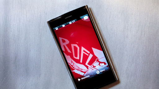 Dell Venue smartphone