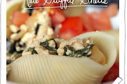 Kale Stuffed Shells
