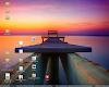 Una banda informativa con actualización continua en Ubuntu