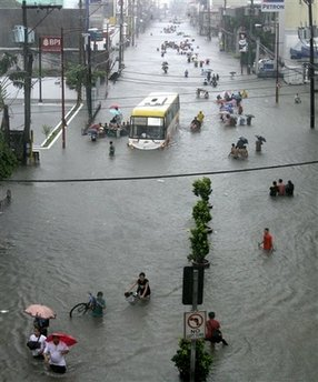 No Laughing Matter : Let's Help The Ondoy Flood Victims