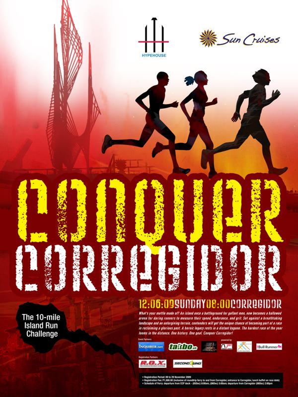 New Updates on the Conquer Corregidor 10-Miler Race