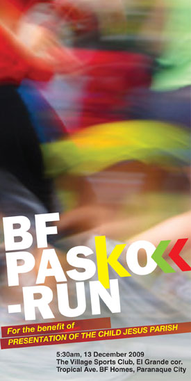 Piolo 1, GBM 0 : The Elusive Quest for 47:53 at BF Pasko Run