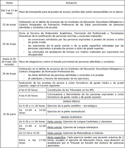 Calendario Asturias 2011