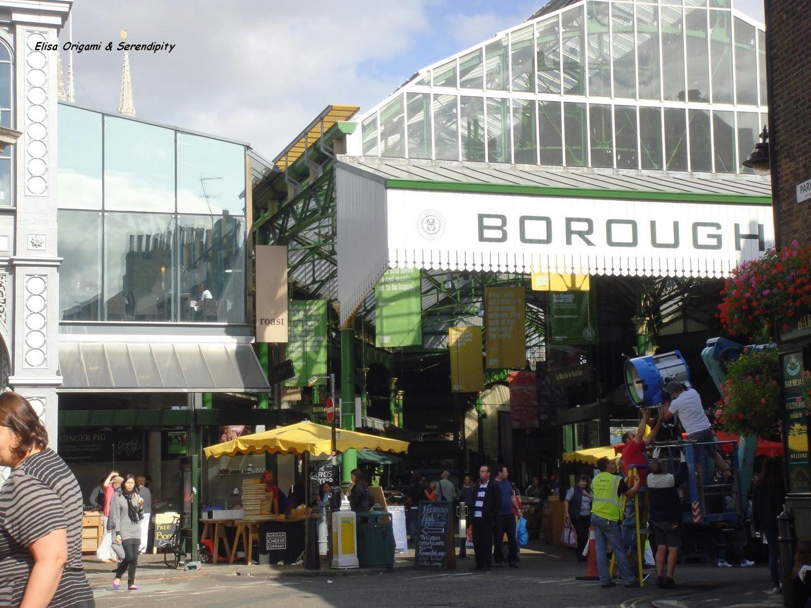 Borough Market, Londres, London, Elisa N, Blog de Viajes, Lifestyle, Travel