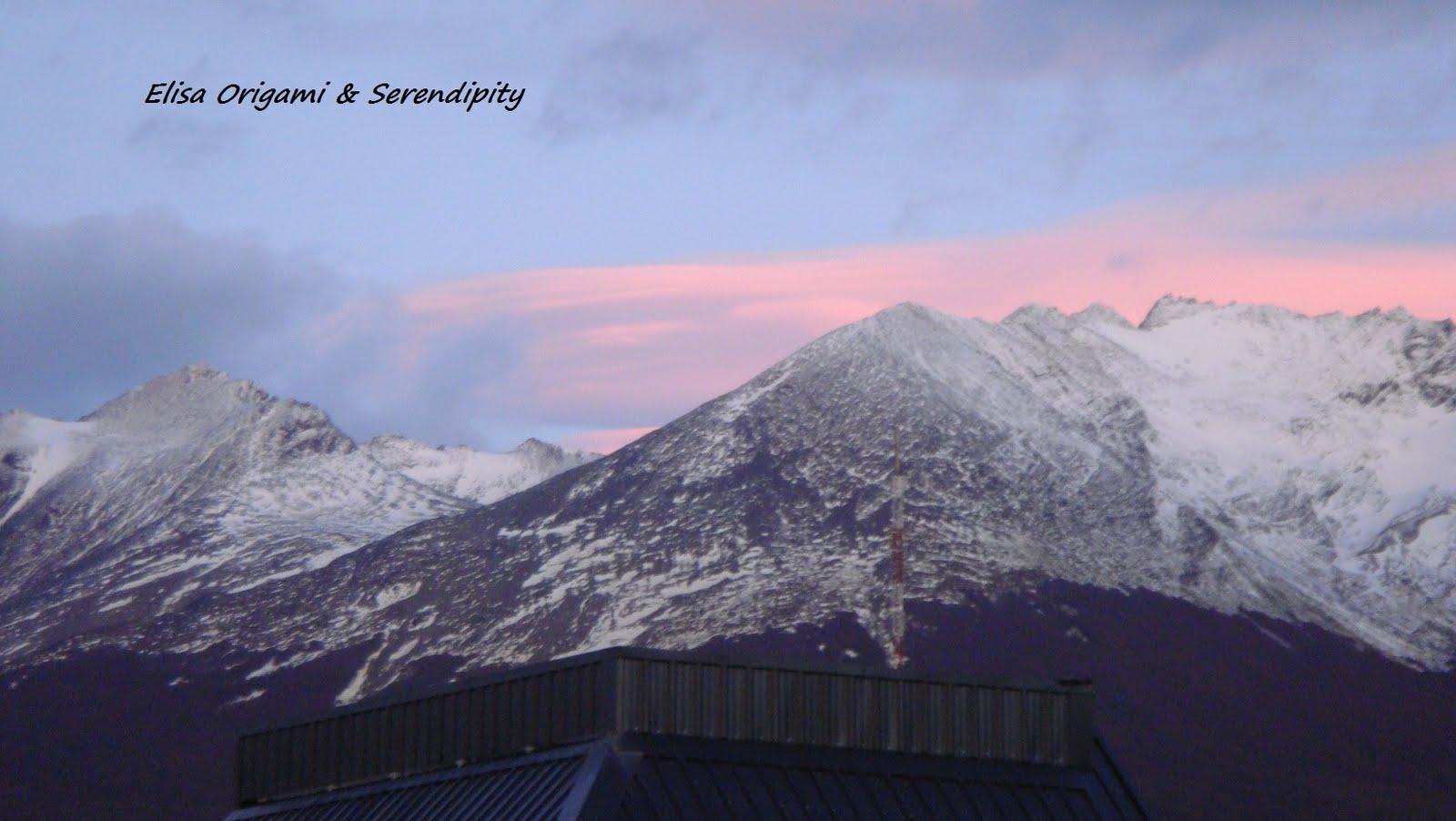 El sol en Ushuaia, Argentina, Blog de Elisa N Diseño de Viajes