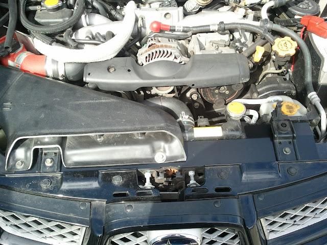 Killer B Motorsport Radiator Shroud - NASIOC