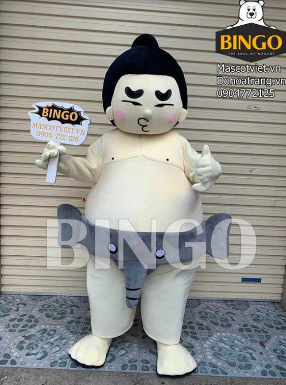 Mascot Sumo