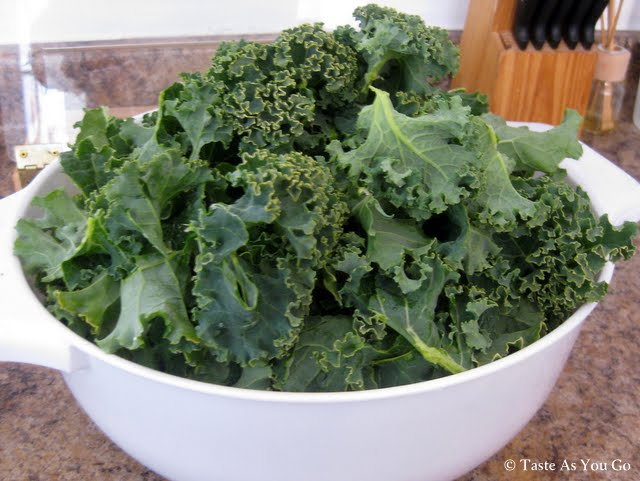 Kale | Taste As You Go