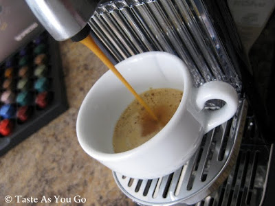 Espresso Brewing - Photo by Taste As You Go