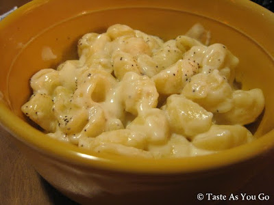 Mac & Cheese from Panera Bread - Photo by Taste As You Go