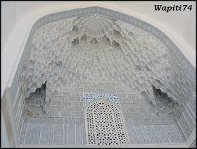 Sur les Routes de la Soie : Ouzbekistan et Tadjikistan - Page 3 37-Samarcande-GourEmir