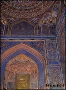 Sur les Routes de la Soie : Ouzbekistan et Tadjikistan - Page 3 136-Samarcande-Reghistan