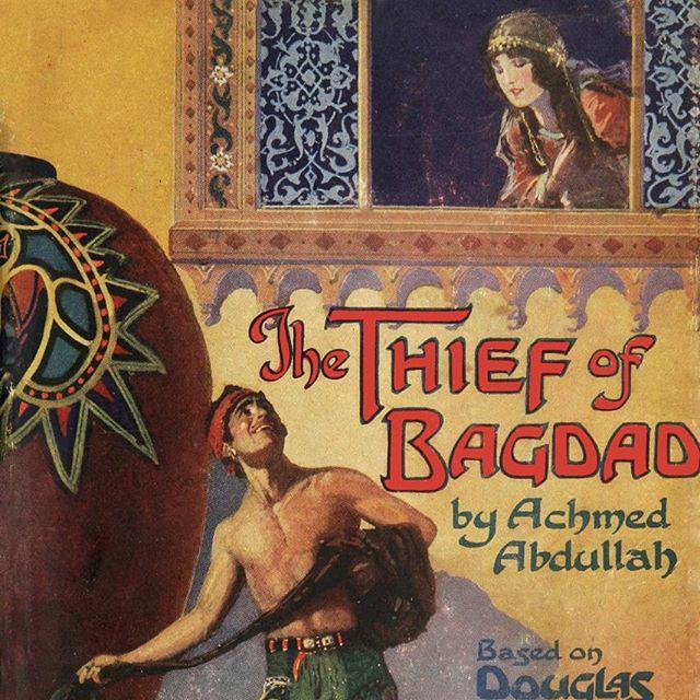 El ladrón de Bagdad (1924, Raoul Walsh)