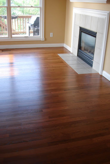 Wood Floors What Kind Of Poly Finish Did You Use