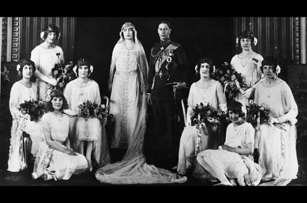 Duke of York dan Lady Elizabeth Bowes Lyon, 26 April 1923