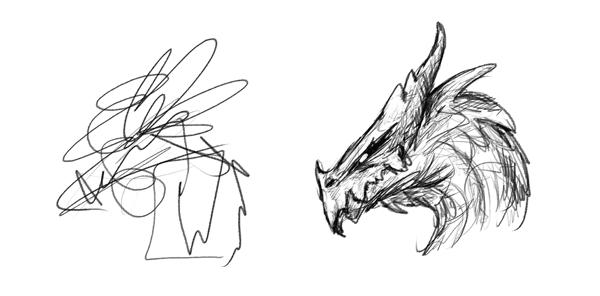 sự khác biệt giữa vẽ và tạo