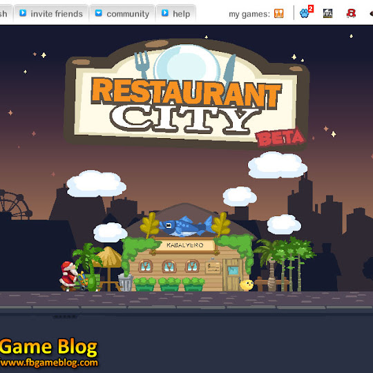 Visit My Restaurant in Restaurant City
