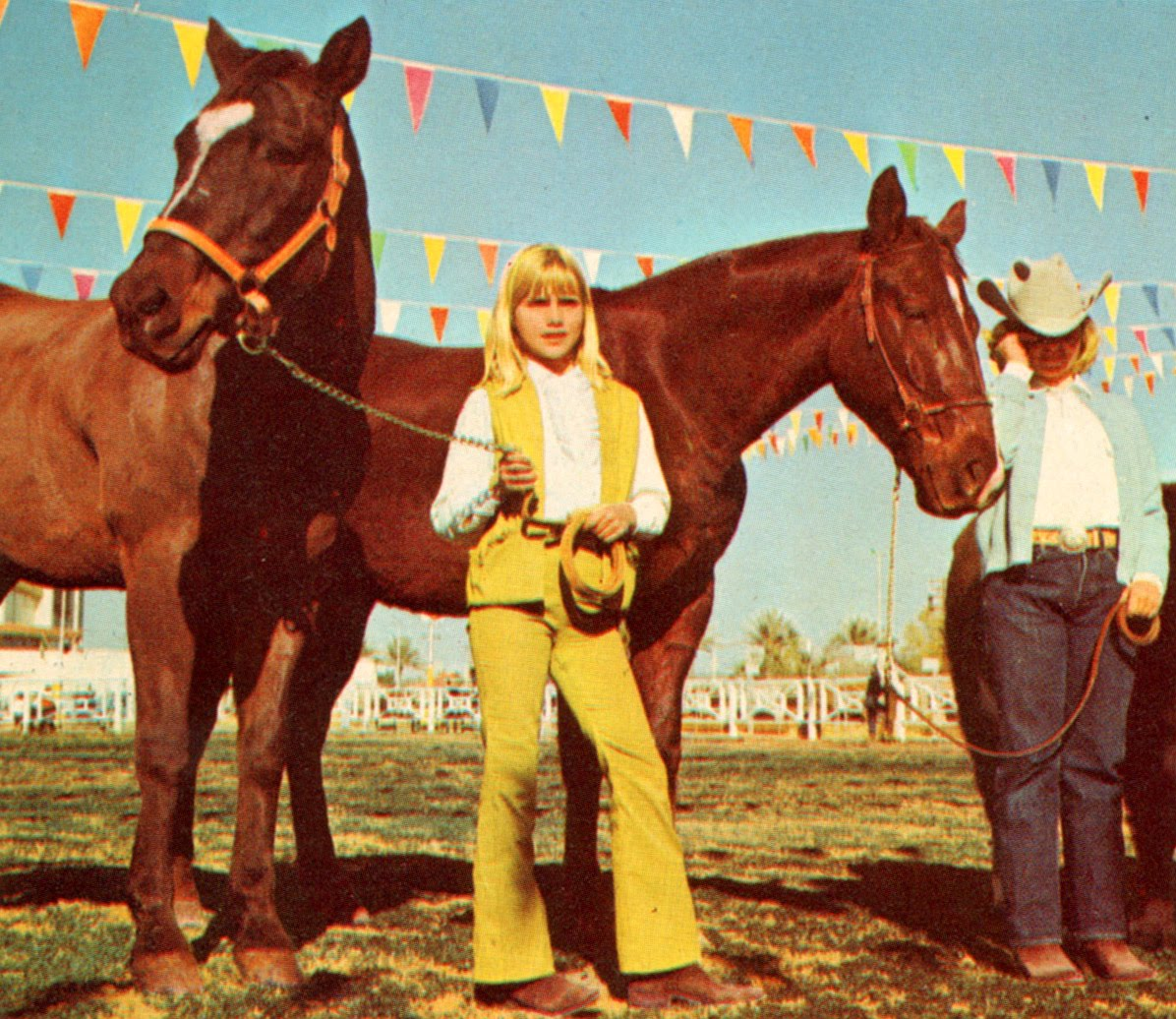 Arizona National Livestock Show, 1968