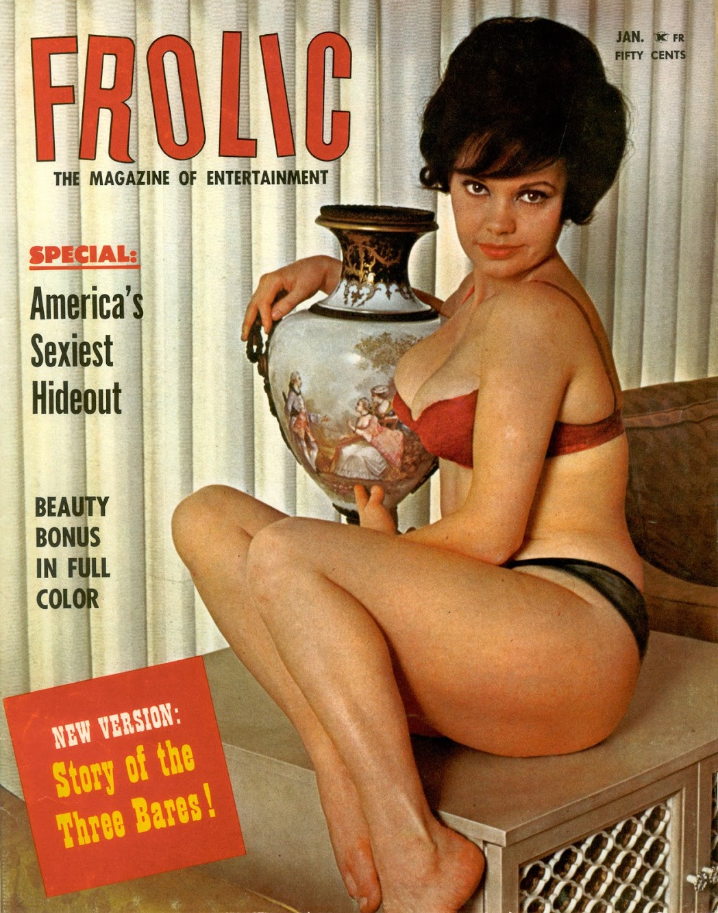 Frolic, January 1964