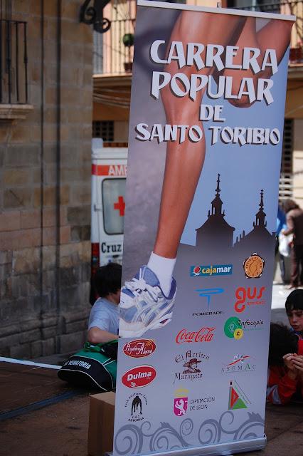 II Carrera Santo Toribio (Astorga) - 10 Km - Domingo 1 de Mayo de 2011 DSC_0638